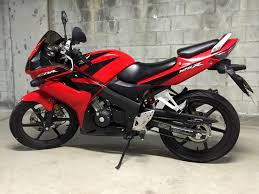 honda cbr 125r 2008 honda cbr125r as new condition only 1245km for sale
