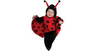 Bunting Halloween Costume Ladybug Bunting Infant Costume Buycostumes