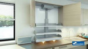 Height Kitchen Cabinets Granberg Height Adjustable Kitchen Youtube