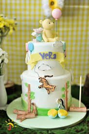 vera u0027s winnie the pooh themed party u2013 1st birthday party doll manila