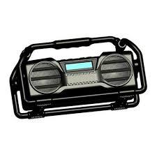 Rugged Boombox Industrial Boombox Rugged Bluetooth Speaker Heavy Duty U0026 Splash