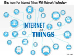 internet of things fully networked and connected devices sending