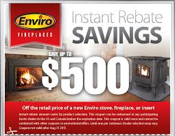 500 off enviro fireplace stove or insert nordic stove shoppe
