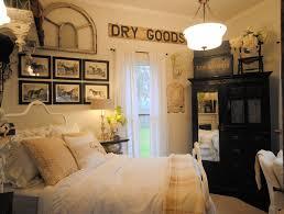 bed farmhouse bedroom decor