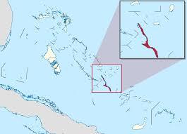 bahamas on a world map island bahamas