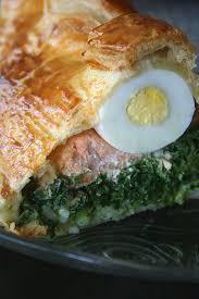 sp cialit russe cuisine koulibiak de saumon culinaire by minouchka