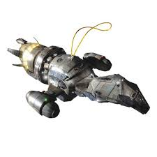 firefly serenity ship ornament