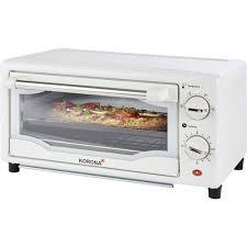 food heat l temperature mini oven temperature pre set timer fuction korona 57165 10 l from