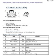 chevy cavalier stereo wiring diagram with basic images 7464
