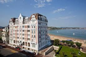 chambres d hotes st jean de luz grand hôtel thalasso spa jean de luz voir les tarifs et