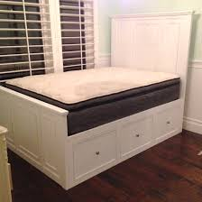 Affordable Furniture Source by Custom Storage Beds Larry St John Los Angeles Custom