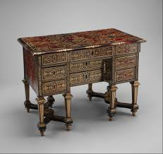 Small Desk Table Marquetry By Alexandre Jean Oppenordt Small Desk With Folding