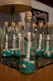 diy message in a bottle message in a bottle party favor message in a bottle wedding