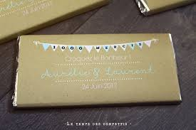 1000mercis mariage tablette de chocolat personnalisée à offrir à vos convives cadeaux