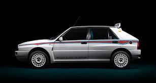 martini livery lancia since when have lancia delta integrales been worth 100k