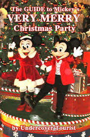 guide to mickey u0027s very merry christmas party 2017
