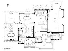 tony soprano house floor plan fine corglife
