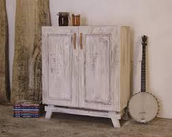 Reclaimed Wood Storage Cabinet Storage Cabinet Etsy