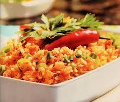 Main Dish Rice Recipes - flavors of brazil recipe rice with crabmeat arroz de caranguejo