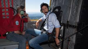 Wildfire Song About by Trudeau Takes Helicopter Tour Of Wildfire Damage