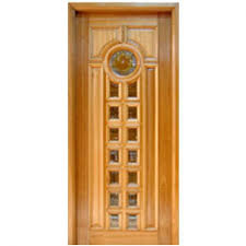 the best teak wood main door designs in kerala