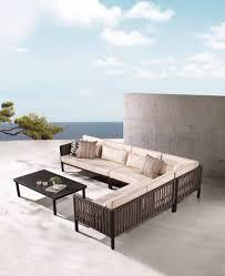 garnet modern outdoor 7 seater sofa set