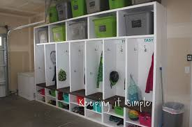 stimulating concept simple diy garage mudroom garage mudroom i diy garage mudroom lockers with lots of garage mudroom the little baskets are for those little