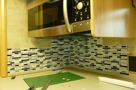 project replace kitchen back splash mirrors with u201csmart tiles