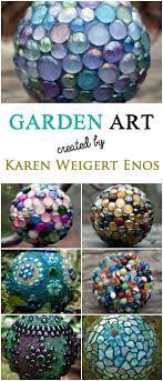 Craft Ideas For The Garden Best Diy Garden Decor Ideas On Pinterest Yard Decorations And