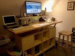 Diy Standing Desk Diy Standing Desk And Lawnmower Vs Tractor Gf Radio 359 Diy