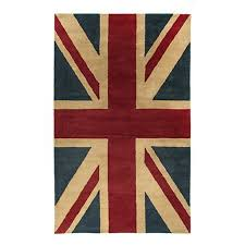 Purple Union Jack Rug Union Jack Rug Rug Traders