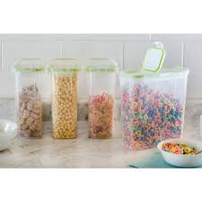 snapware airtight plastic 0 5 cup nesting food storage container