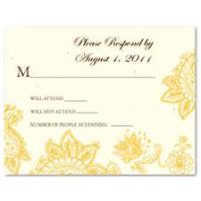 wedding invitations rsvp cards green wedding response cards rsvp cards insert directions cards