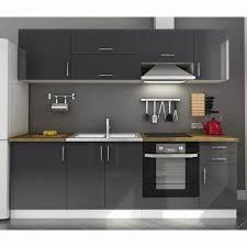 meuble cuisine moins cher facade meuble cuisine pas cher best of arty cuisine pl te laqué gris