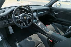 porsche interior 2016 2016 porsche gt3 rs silver arrow cars ltd victoria bc