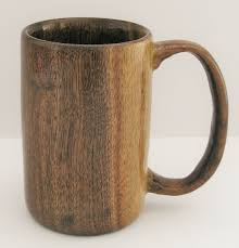 woodturners journal coffee mug turned from black walnut youtube