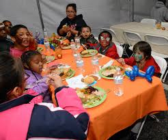 giving thanks for nm s meal programs albuquerque journal