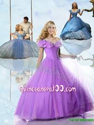 quinceanera cinderella theme lilac sweet 15 dresses with floor length in vacaville for