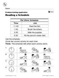printables reading schedule worksheet eleaseit thousands