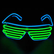 Buy Sunglasses Flashing Light And Get Free Shipping On Aliexpress Com