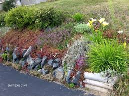 Small Rock Garden Design by Landscaping With Rocks Design Ideas Front Yard Attractive