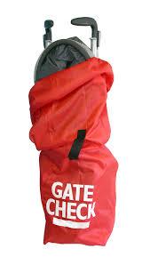 United Domestic Checked Bag Amazon Com Jl Childress Gate Check Bag For Umbrella Strollers