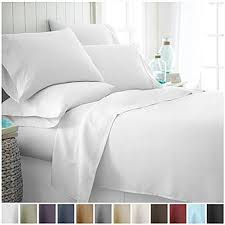 soft bed sheets ienjoy home premium ultra soft 6 piece bed sheet set
