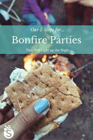 Outdoor Party Ideas by Best 25 Bonfire Parties Ideas On Pinterest Bonfire Birthday