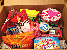 college care packages college care package style change it up for any