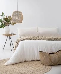 Schlafzimmer Im Loft Einrichten Schlafzimmer Einrichten Dekorieren Naturtöne Und Weiß Schöne