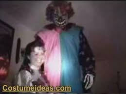 Scary Halloween Clown Costumes Scary Halloween Clown Costume Video Dailymotion
