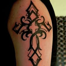 70 best cross tattoos for men fine tailored