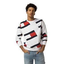 Tommy Hilfiger Flag Tommy Jeans Flag Sweatshirt Tommy Hilfiger Dm02696