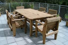 Rustic Patio Furniture Sets by Outdoor Patio Table And Chairs Design Round Patio Table And